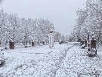 В Парке Побыды зимой 2017 года (1).jpg