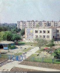 Белореченск. Детский сад на ул. Интернациональная 1978—1981 В настоящее время - начальная школа..jpg