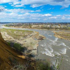 Вид на реку Белая