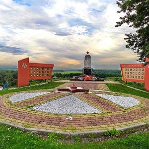 Мемориал в х. Ивановский (5)
