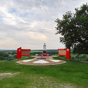 Мемориал в х. Ивановский (12)
